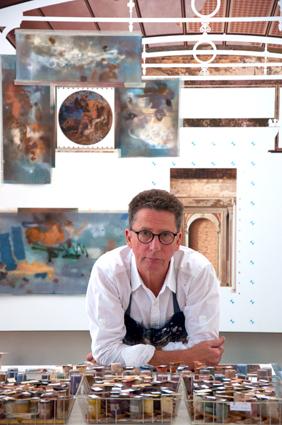 Art is a journey: BenJohnson