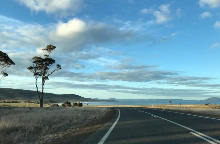 Tasmania: a silentstrength