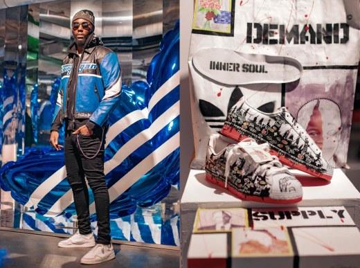 Adidas Instore Photo
