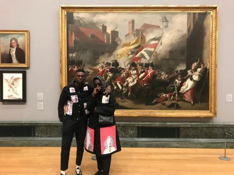 Unaji Brothers - Tate Britain
