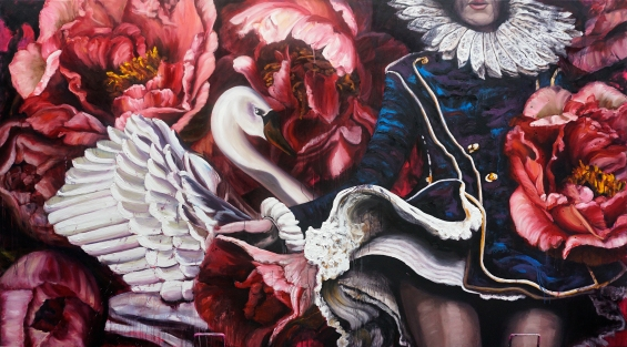 6_RoyaltyFeelings_Oil on canvas_170x300 CMS