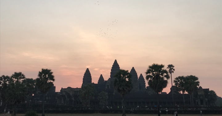 Creative Discoveries: Cambodia