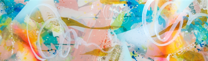 Salto al Mar y Me Mojo las Alas-Cursive-by-BrittanyMetka