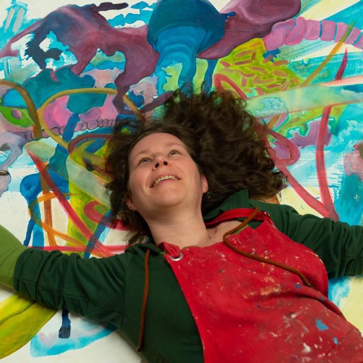Inner world: Eefje Van denBrande