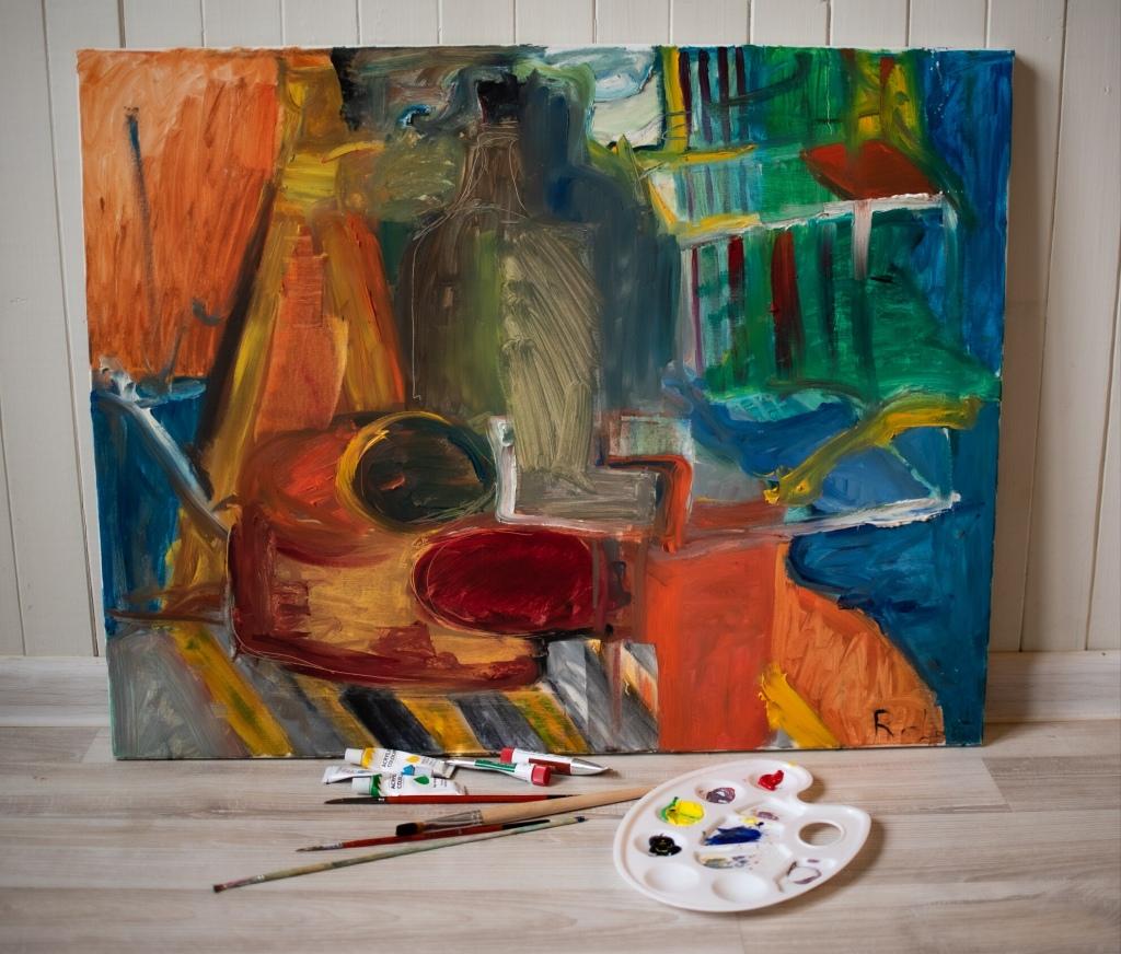 The Jazz of Still Life - Roberta Dickute