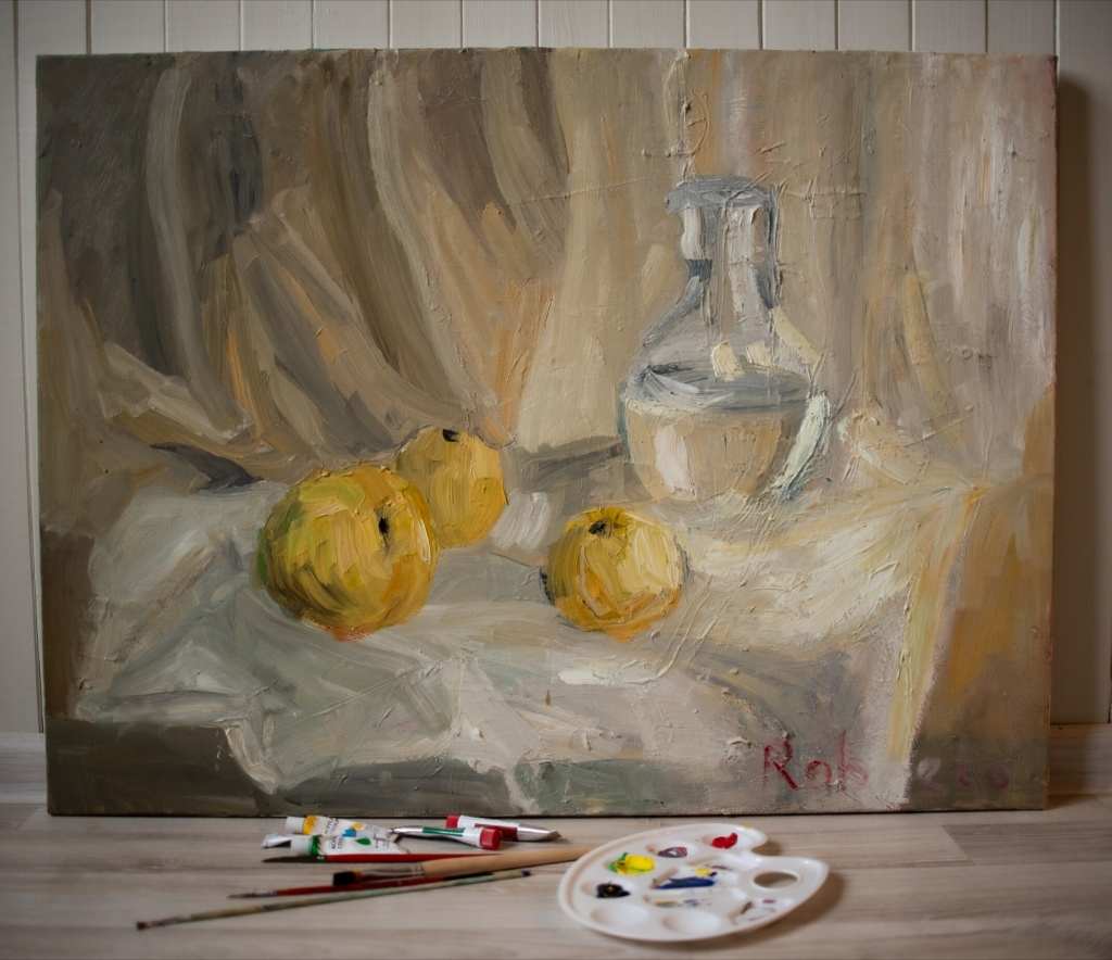 The Still Life - Roberta Dickute