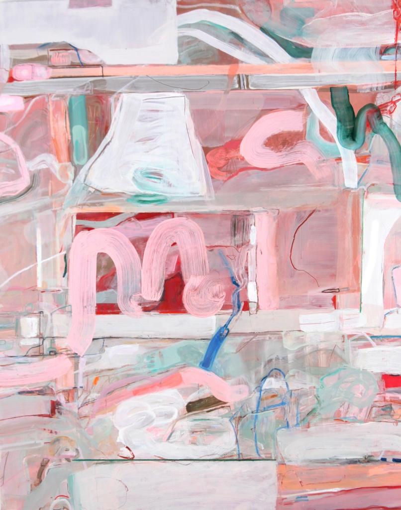 Lygon Street series 1 - Rowan Rosie Burnt Orange City artist interview