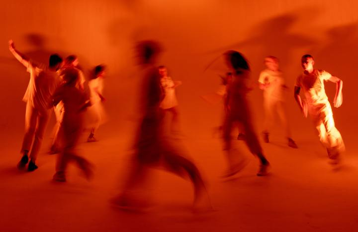 WORKSHOP: 15th June / Conscious Dance and CreativeWriting