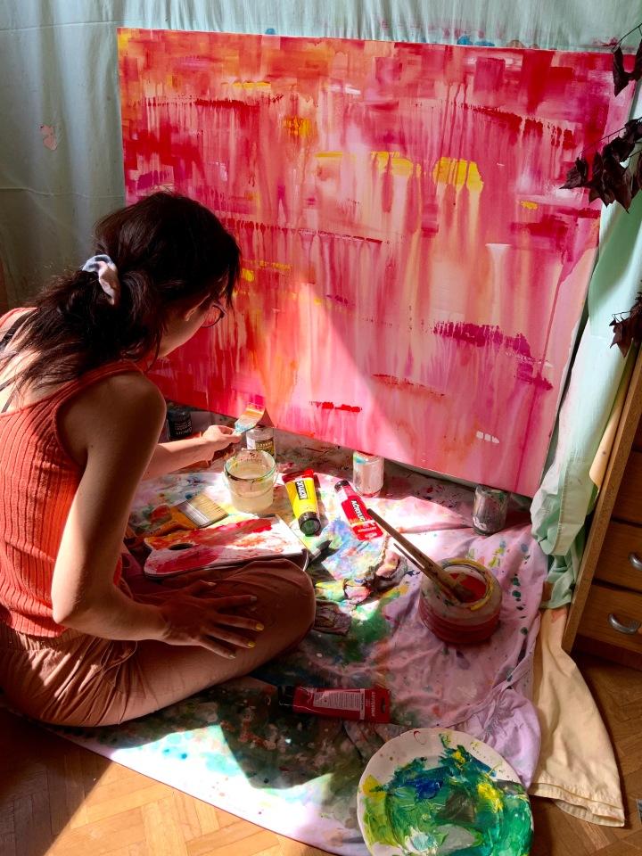 Awakening: Nuria GonzálezAlcaide